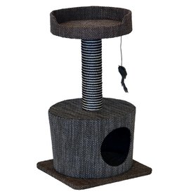 Animal Treasures Animal Treasures Cat Tree Scratcher - Basic - 29""