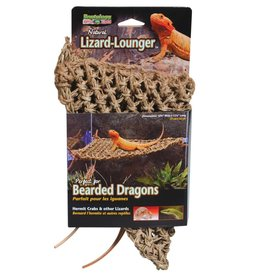 Penn Plax Penn Plax Natural Lizard Lounger - Corner - Small