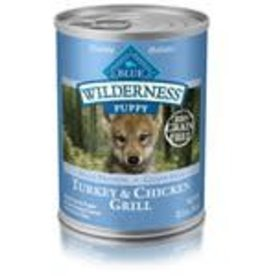 Blue Buffalo Blue Buffalo Wilderness Puppy Turkey & Chicken Grill 12.5 oz