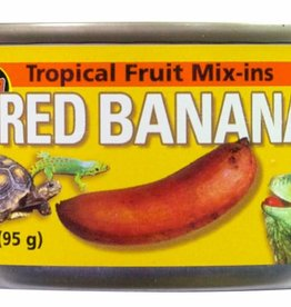 Zoo Med Zoo Med Tropical Fruit Mix-ins - Red Banana - 3.4 oz