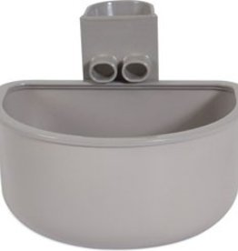 Petmate Petmate Kennel Bowl Single Small 11oz