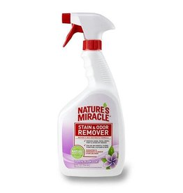 Nature's Miracle Nature's Miracle Stain & Odor Remover Tropical Bloom Scent 32oz