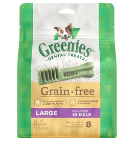 Greenies Greenies Grain Free Large 12oz