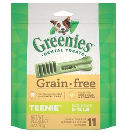 Greenies Greenies Grain Free Teenie 3OZ