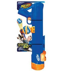 "Nerf Dog Nerf Dog Tennis Ball Blaster - 20"""