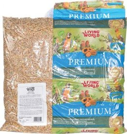 Living World Premium Mix For Budgies 9.07 kg (20 lb)