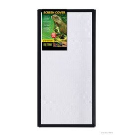 Exo Terra Exo Terra Terrarium Screen Cover - 61 x 30 cm(24 x 12 in)