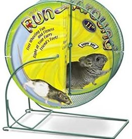 Kaytee Kaytee Run-Around Exercise Wheel 11""