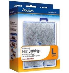 Aqueon AQUEON Replacement Filter Cartridges Large 3pk