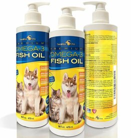 B&C B&C Wild Omega-3 Fish Oil 8oz