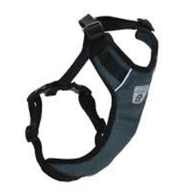 RC Pets RC Pet Products Vented Vest Harness V2 S Charcoal