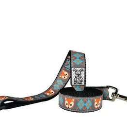 RC Pets RC Pet Products Leash 1x6 Sly Fox