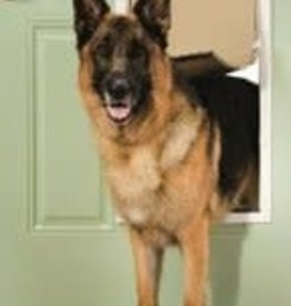Petsafe PETSAFE PLSTC PET DOOR WHT XLRG