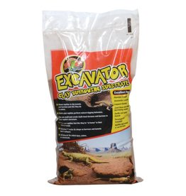 Zoo Med Zoo Med Excavator Clay Burrowing Substrate 5lb