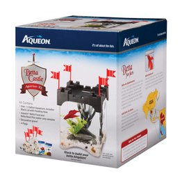 Aqueon Aqueon Betta Castle Aquarium Kit