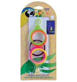 Penn Plax Penn Plax Olympic Rings with Bell - Super