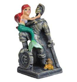 Penn Plax Penn Plax Ariel & Eric Statue - Mini
