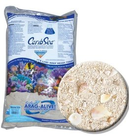 CaribSea CaribSea Arag-Alive! Bahamas Oolite - 20 lb
