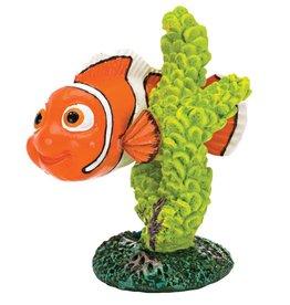 Penn Plax Penn Plax -Nemo with Green Coral - Mini