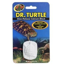Zoo Med Zoo Med Dr. Turtle Slow Release Calcium Block 0.5 Oz