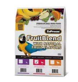 Zupreem ZuPreem FruitBlend Flavor for Medium/Large Birds 17.5lbs