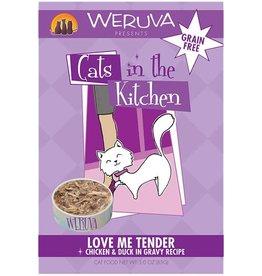 Cats in the Kitchen Love Me Tender, Chicken & Duck 3oz