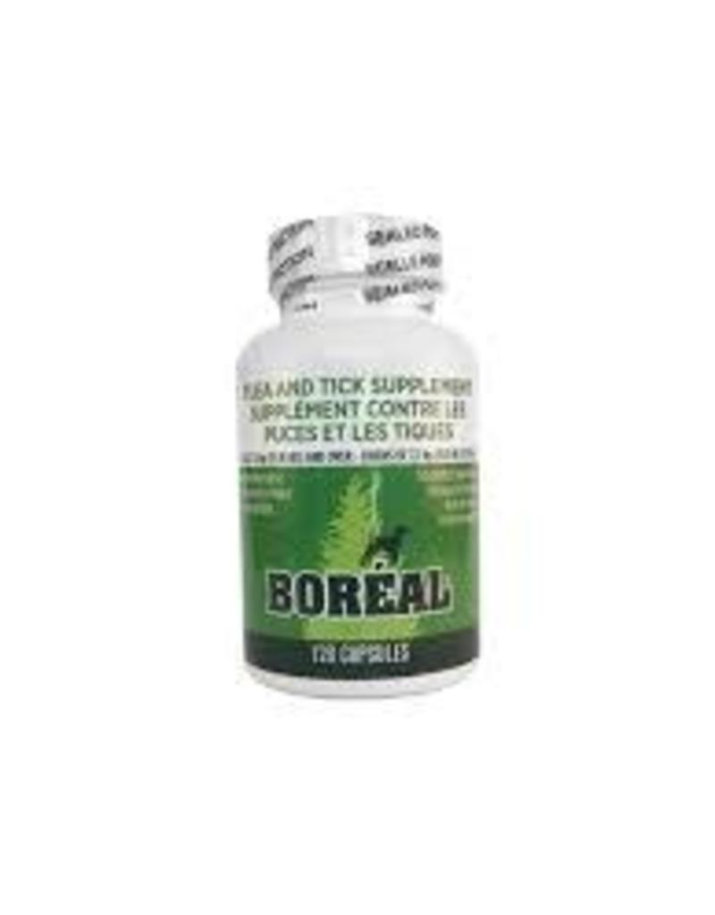Boreal Flea & Tick Supplement for Medium, Large Dogs over 16lb 120pc