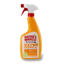 Nature's Miracle Nature's Miracle Just For Cats Orange Oxy Spray 24oz