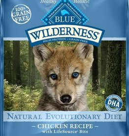 Blue Buffalo Blue Buffalo Wilderness Puppy Diet Chicken Recipe 6lb (2.7kg)