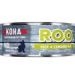 Koha Koha ROO Duck & Kangaroo Pate 5.5oz