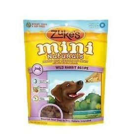 zukes Zukes Mini Naturals Wild Rabbit 6oz