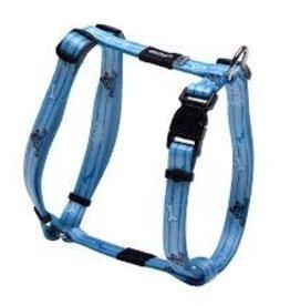 rogz Rogz Pupz Harness Blue Small
