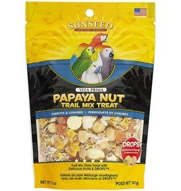 Sunseed Sunseed Vitakraft Papaya Nut Trail Treat