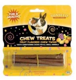 Sunseed Sunseed Vitakraft Appleberry & Twigs Chew Treats 3oz