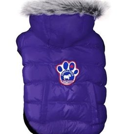 Canada Pooch Canada Pooch North Pole Parka Purple 10