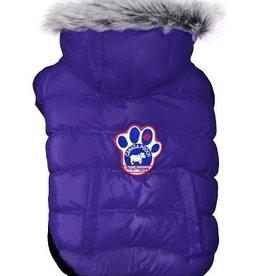 Canada Pooch Canada Pooch North Pole Parka Purple 12
