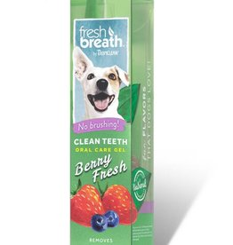 Tropiclean TropiClean Fresh Breath Clean Teeth Berry Fresh Oral Care Gel 2oz
