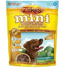zukes Zukes Mini Naturals Peanut Butter 16oz
