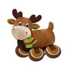 Kong Kong Holiday Tennishoes Reindeer Large