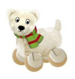 Kong Kong Holiday TenniShoe Polar Bear Small