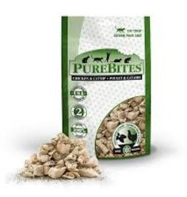 Purebites PureBites Feline Chicken & Catnip Value 37g