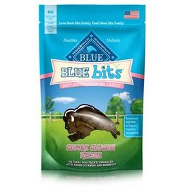 Blue Buffalo Blue Bits Savory Salmon Soft Moist Training Treats 4 oz
