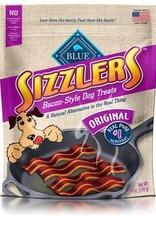 Blue Buffalo Blue Sizzlers Bacon-Style Pork Treats Original 6 oz