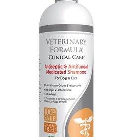 SYNERGY Veterinary Formula Antiseptic & Antifungal Shampoo 16oz