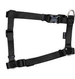 Zeus Nylon Dog Harness - Charcoal - XLarge