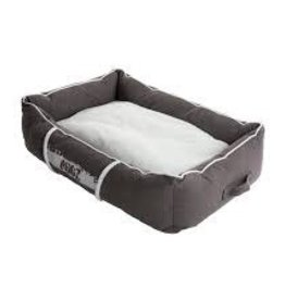 rogz Rogz Lounge Pod Grey 30x20x9.5in Medium