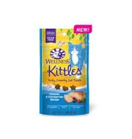 Wellness Kittles Chicken & Cranberries 2oz