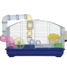 Animal Treasures Animal Treasures Deluxe Hamster Kit - Blue