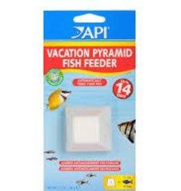 API API Vacation Pyramid Fish Feeder - Up to 14 Days
