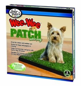 Four Paws Wee-Wee Patch Indoor Potty - Small